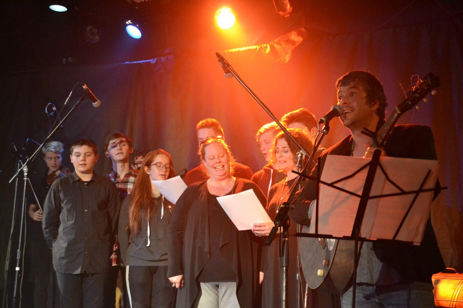 «Je te chante mon Charlevoix », un projet qui fait du chemin