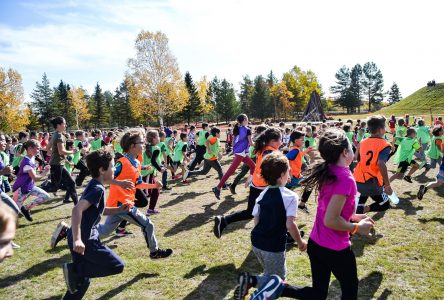 Plus de 450 jeunes au cross-country scolaire