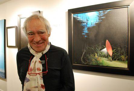 L'exposition célébrant les 50 ans de carrière de Guy Paquet fait courir les foules