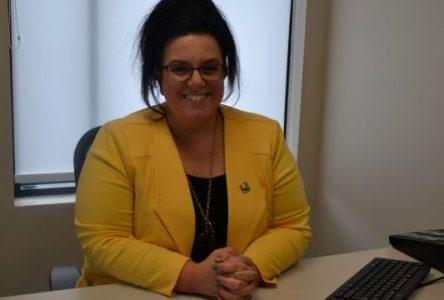 Implantation d'un TACO: la députée Émilie Foster en appui