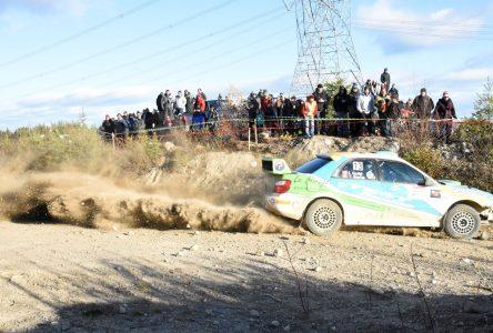 Rallye de Charlevoix: la spéciale La Pax en images (vidéos)