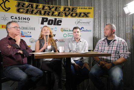 Le Rallye de Charlevoix tentera un virage écoresponsable