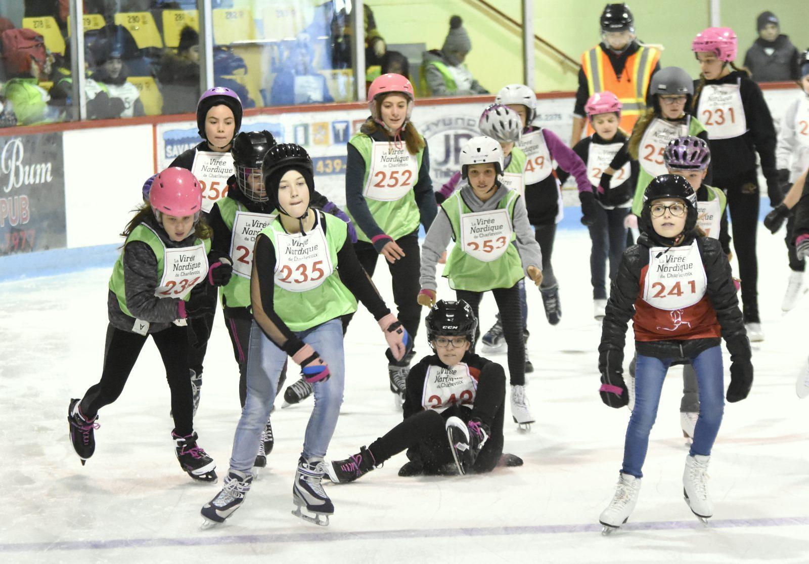 Le Triathlon des jeunes de la Virée nordique finaliste aux prix Triomphe