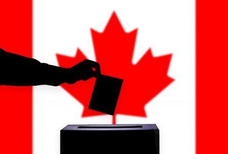Élections fédérales : le jour du vote est arrivé