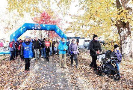 Grande Marche de Baie-Saint-Paul : objectif dépassé