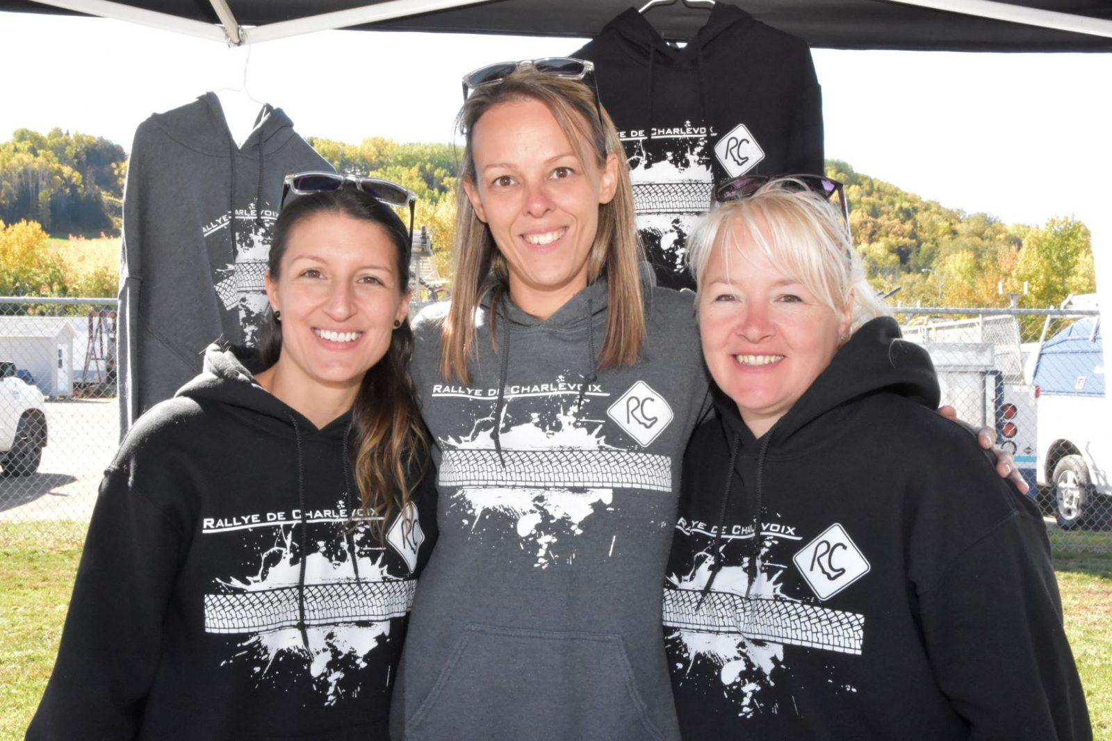 Les bénévoles du Rallye de Charlevoix, des privilégiés