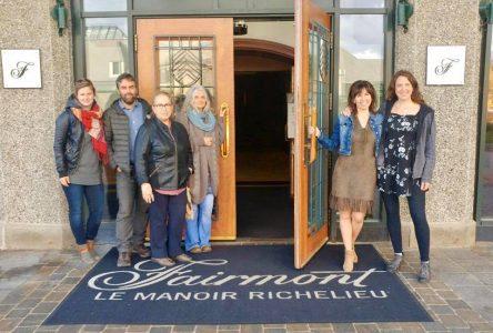 Jean-Claude Poitras sera au Salon des Métiers d'art