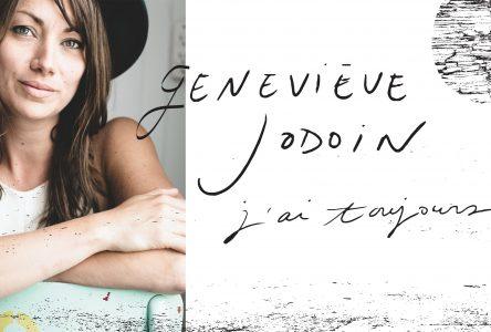Un 4e album pour Geneviève Jodoin le 15 novembre
