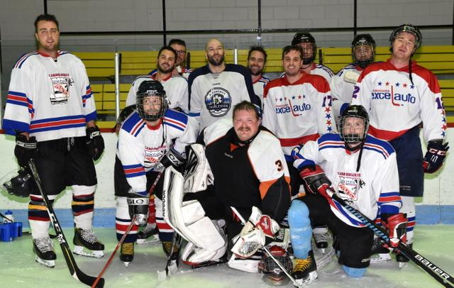 C'est le retour du Tournoi de hockey olympique à Baie-Saint-Paul