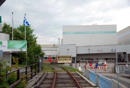 Incendie mineur à l'usine de Clermont