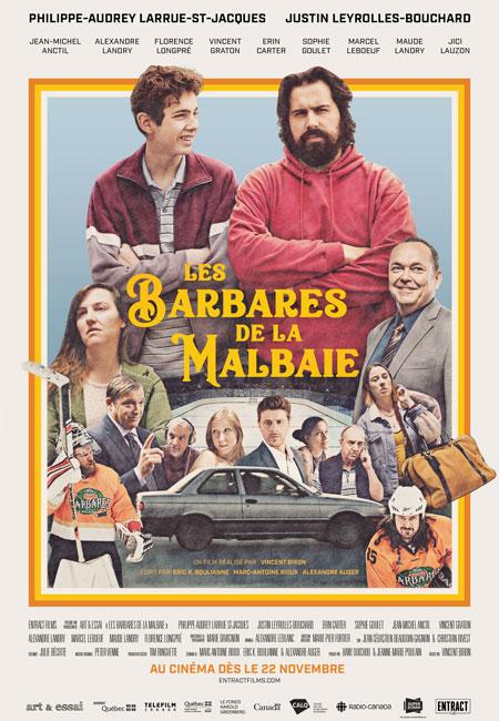 Les Barbares s'en viennent à La Malbaie