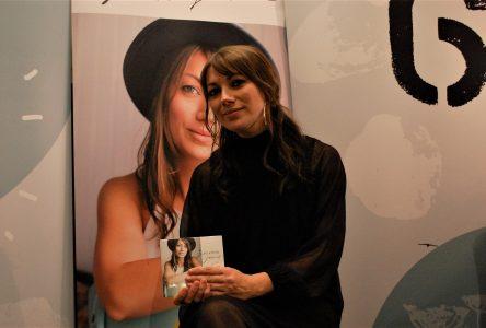 Lancement à fleur de peau pour Geneviève Jodoin