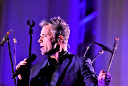 Le spectacle de Bruno Pelletier en images (photos et vidéos)