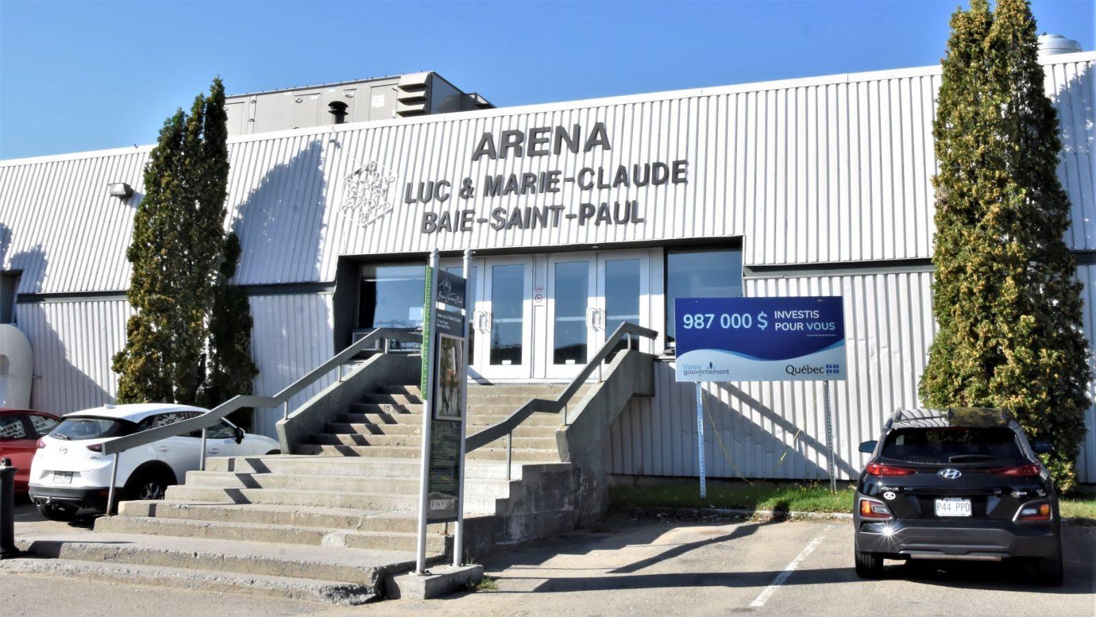 Un match spécial bantam BB dimanche à Baie-Saint-Paul