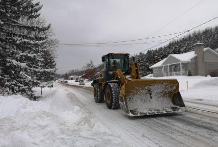 Conditions climatiques difficiles : la prudence est de mise sur les routes dans Charlevoix