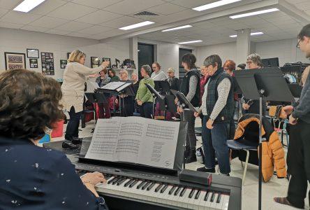 L'Ensemble vocal CharleVoix chantera Noël
