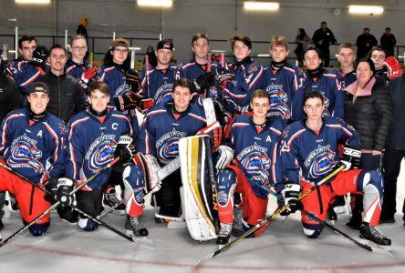 Hockey mineur: un dur weekend pour tout le monde… ou presque
