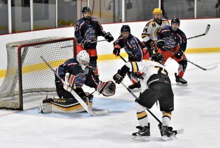 Hockey mineur : le weekend des extrêmes