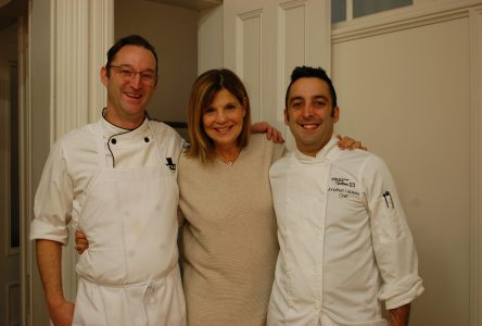 Engagement ferme de Liza Frulla envers Cuisine Cinéma et Confidences