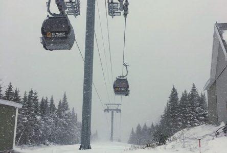 Le Massif de Charlevoix ouvrira le 30 novembre