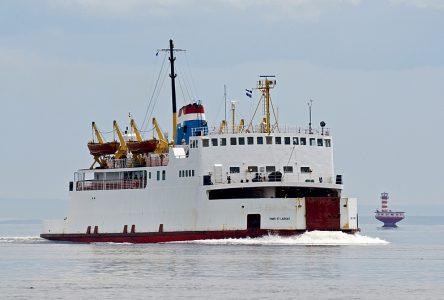 Traverses annulées pour la Traverse Rivière-du-Loup/Saint-Siméon