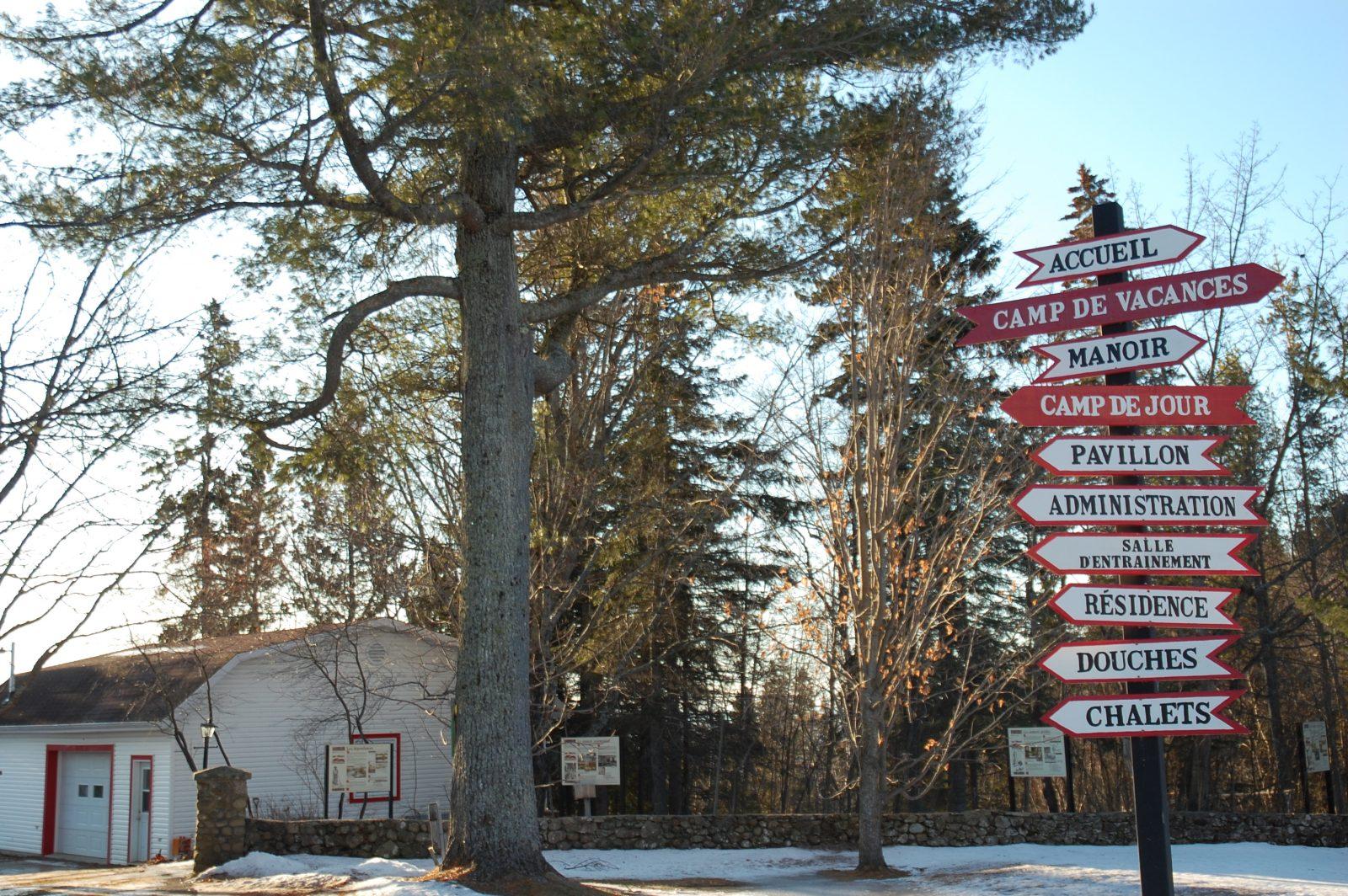 Le Camp Le Manoir des Éboulements et son aventure à 1 million$