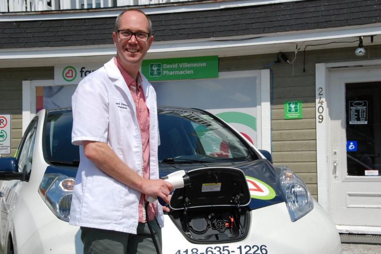 (capsule 10) Virage vert Charlevoix : L'écoconduite, c'est réduire notre empreinte écologique et faire notre part pour ralentir les changements climatiques