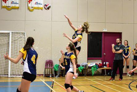 Tournoi des Fêtes en volleyball