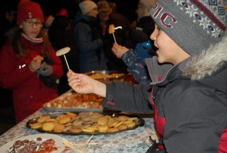 Noël au village à Saint-Irénée!