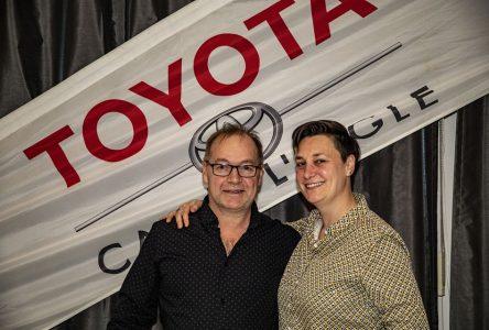 Bernard Auchu remporte le tournoi d'ouverture Toyota Cap-à-L'Aigle en curling
