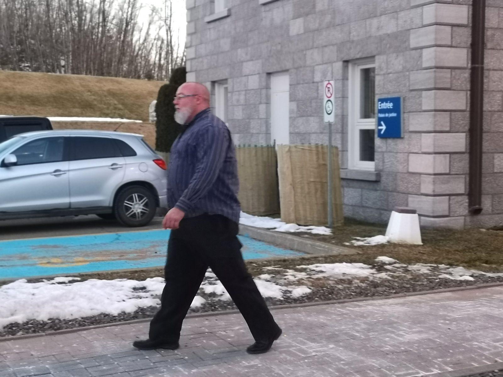 Voies de fait: la peine de Rémy Bernier sera connue le 3 avril