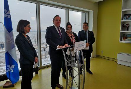 255 millions $ pour refaire l'hôpital de La Malbaie