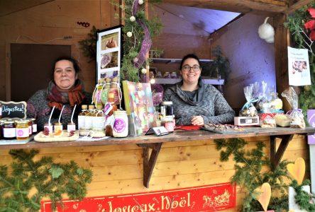 Objectif atteint pour le Marché de Noël de Baie-Saint-Paul