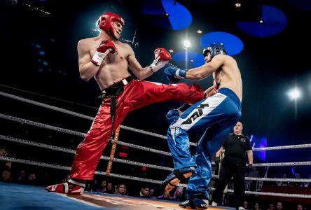 Un gala de kick-boxing à Baie-Saint-Paul ?