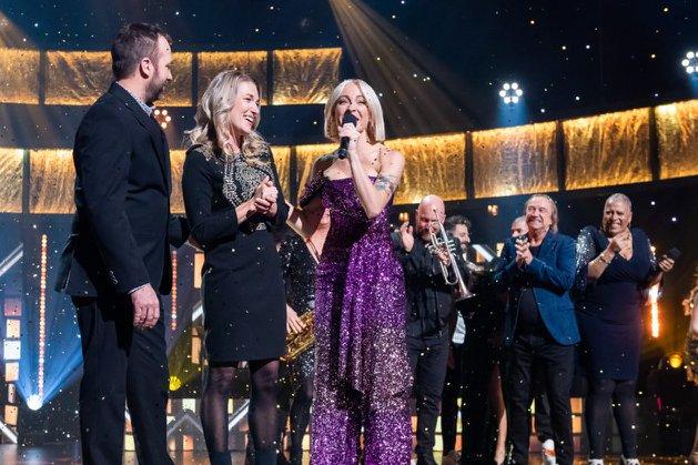 Isabelle Foster repart millionnaire du Gala Célébration 2020