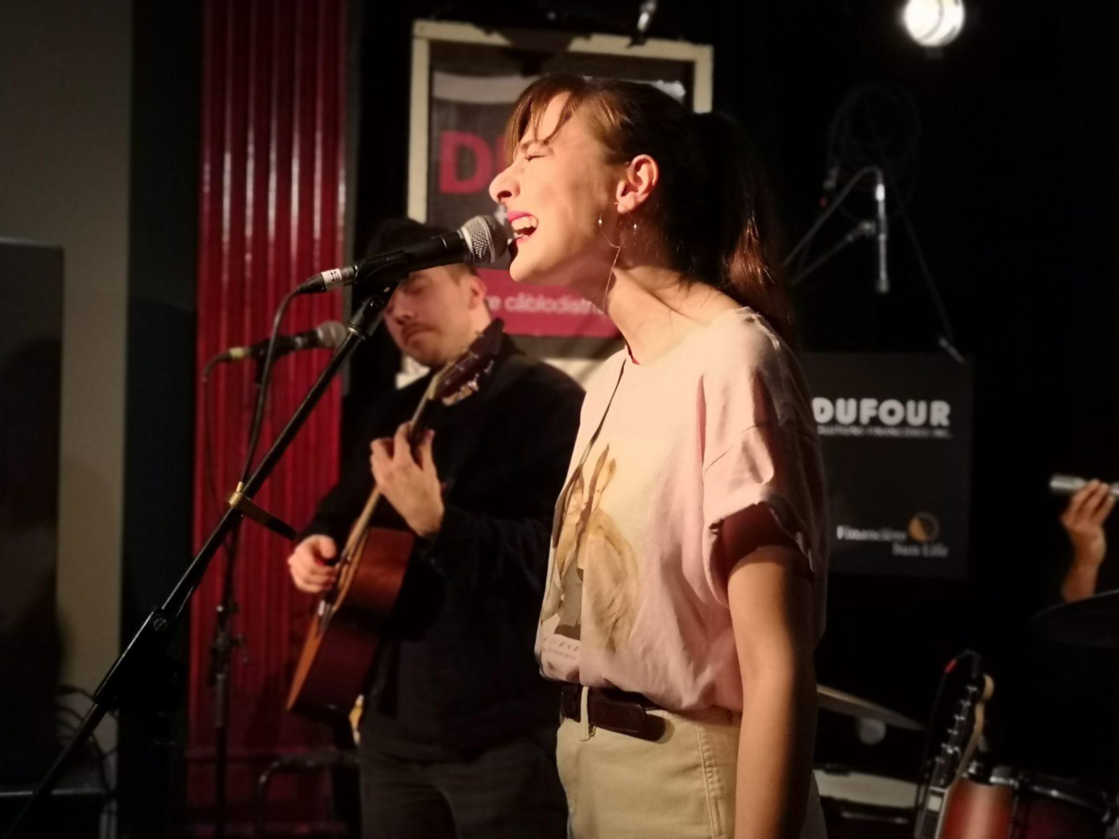 Cabaret Festif!: la première soirée couronne Ariane Roy