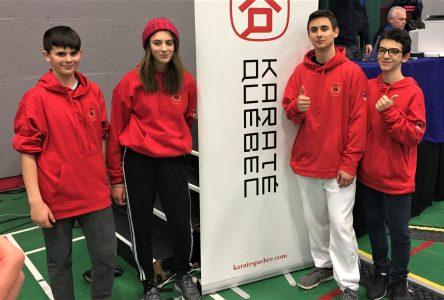 Karaté: quatre athlètes de Charlevoix se qualifient pour le Championnat canadien