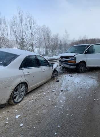 Une collision a eu lieu à Clermont