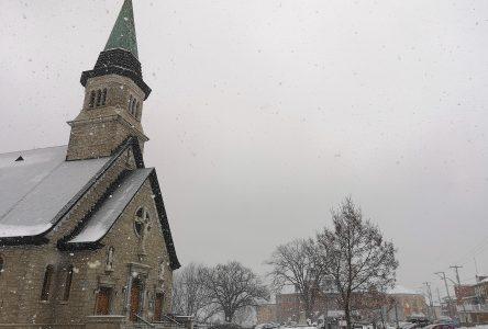 Petites bordées de neige sur Charlevoix cette semaine
