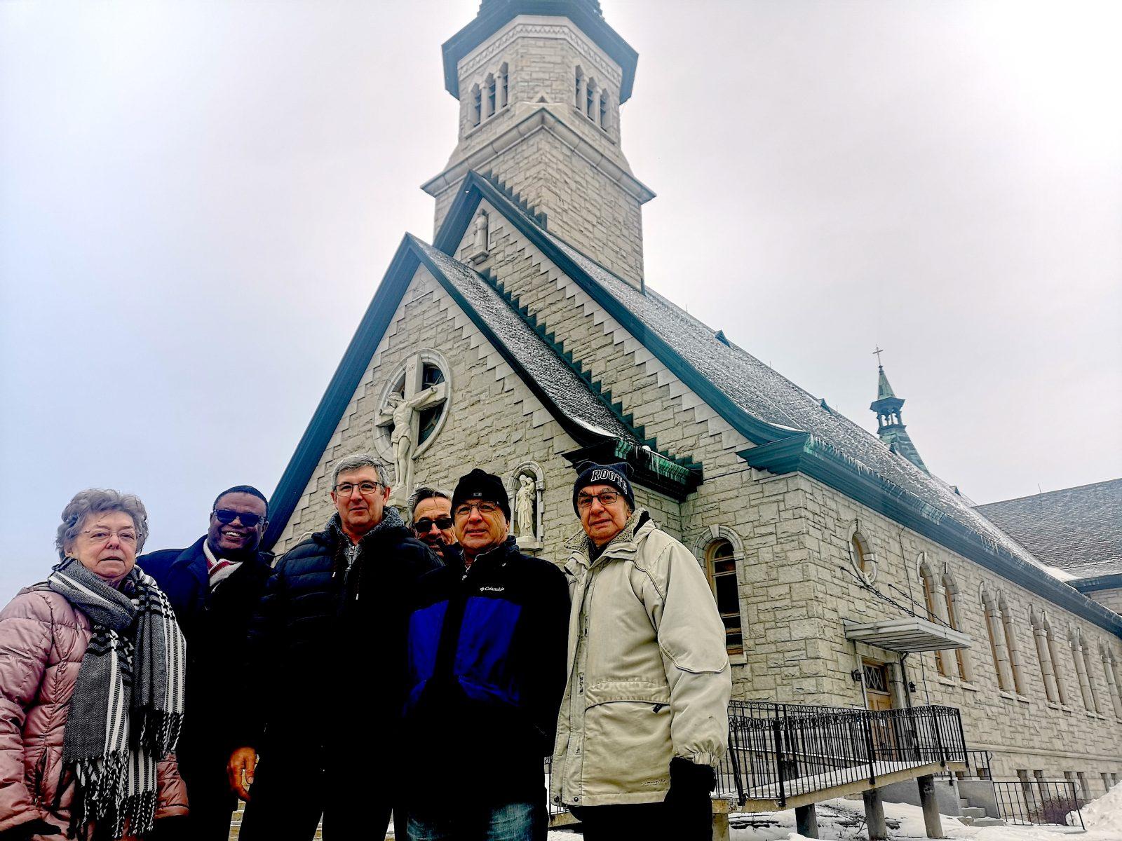 L'église de La Malbaie se questionne sur son avenir