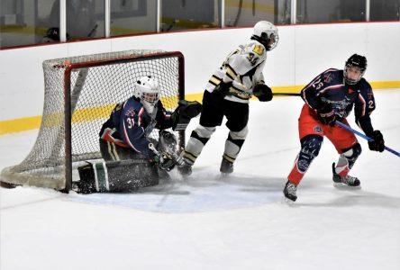 Le tournoi de hockey junior de Clermontest de retour