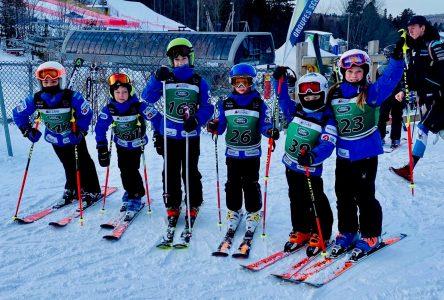 Les athlètes du club de ski Mont Grand-Fonds s'illustrent au Relais