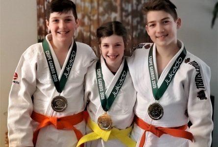 Judo: les Pérusse dominent les tatamis à Montréal