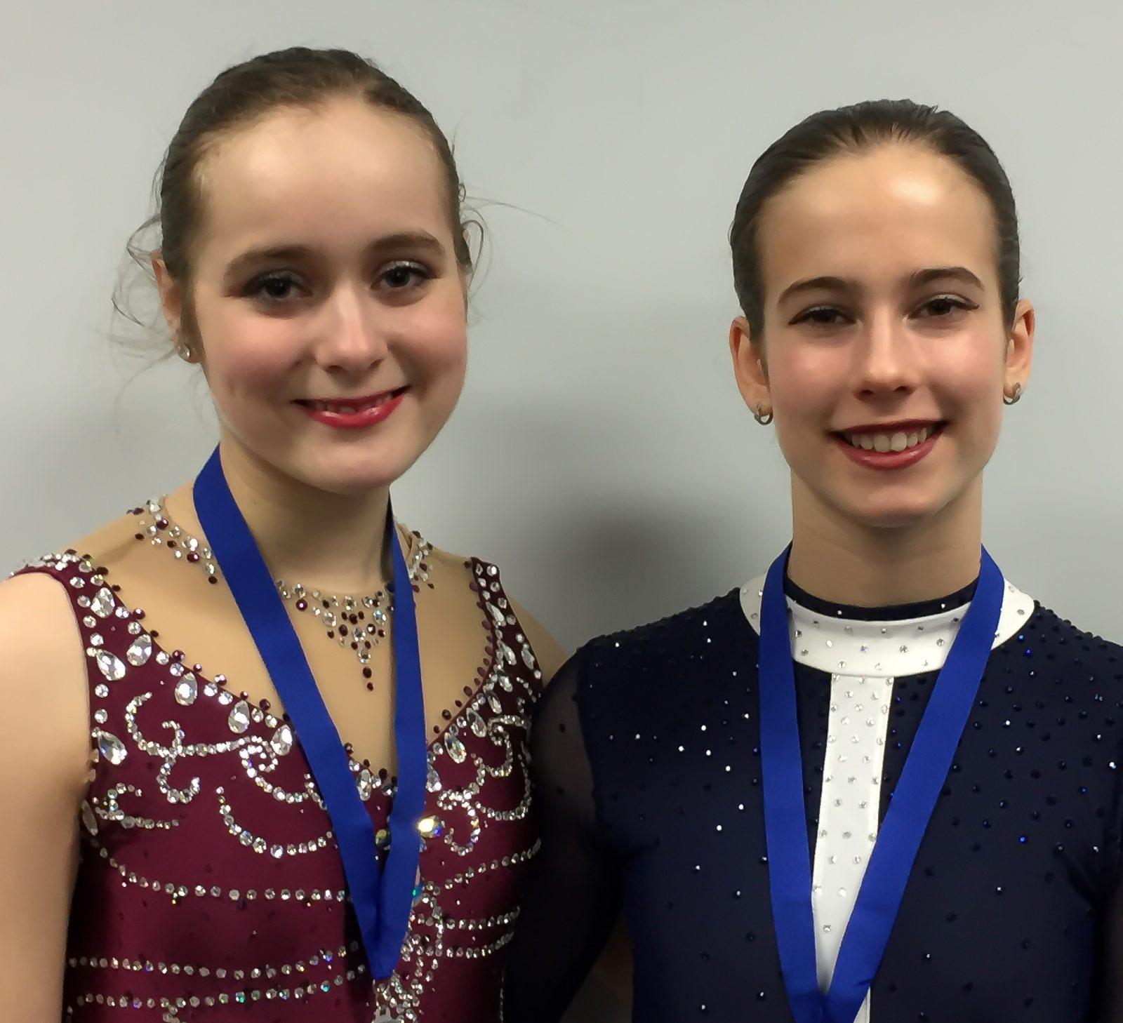 Deux podiums pour Le CPA de Baie-Saint-Paul lors des finales régionales de patinage STAR /Michel-Proulx2020