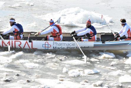 Le canot Pharmacie Marie-Pier Labbé assuré de remporter la Coupe des glaces