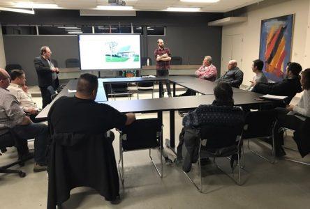Les entrepreneurs forestiers invités à préparer leur soumission pour fournir l'usine de biomasse de Baie-Saint-Paul