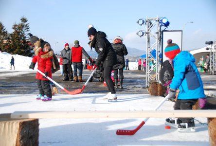 Artifice sur glace sera de retour le 22 février à La Malbaie