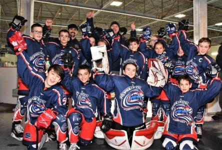 Les équipes de Charlevoix brillent au tournoi de St-Ambroise/Falardeau