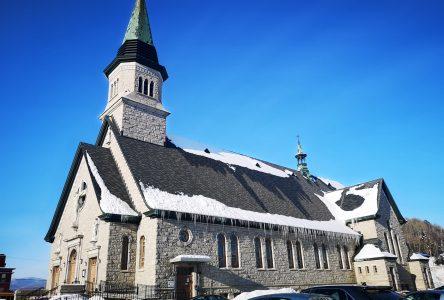 L'église de La Malbaie a fait ses devoirs