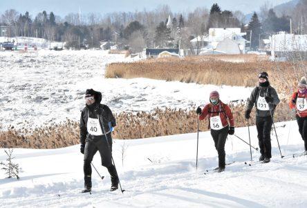 Le marathon de ski de fond de la Virée nordique en images